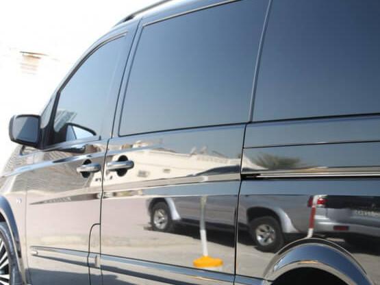 minivan rental Dubai