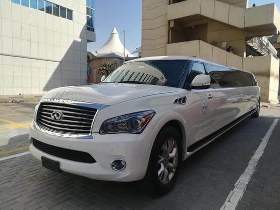 limousine abu dhabi