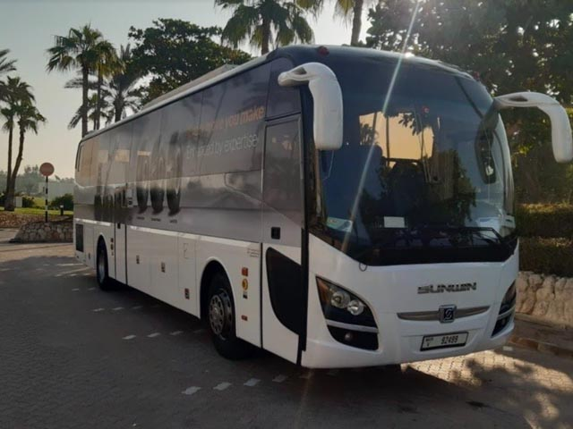 King Long 50 Seater