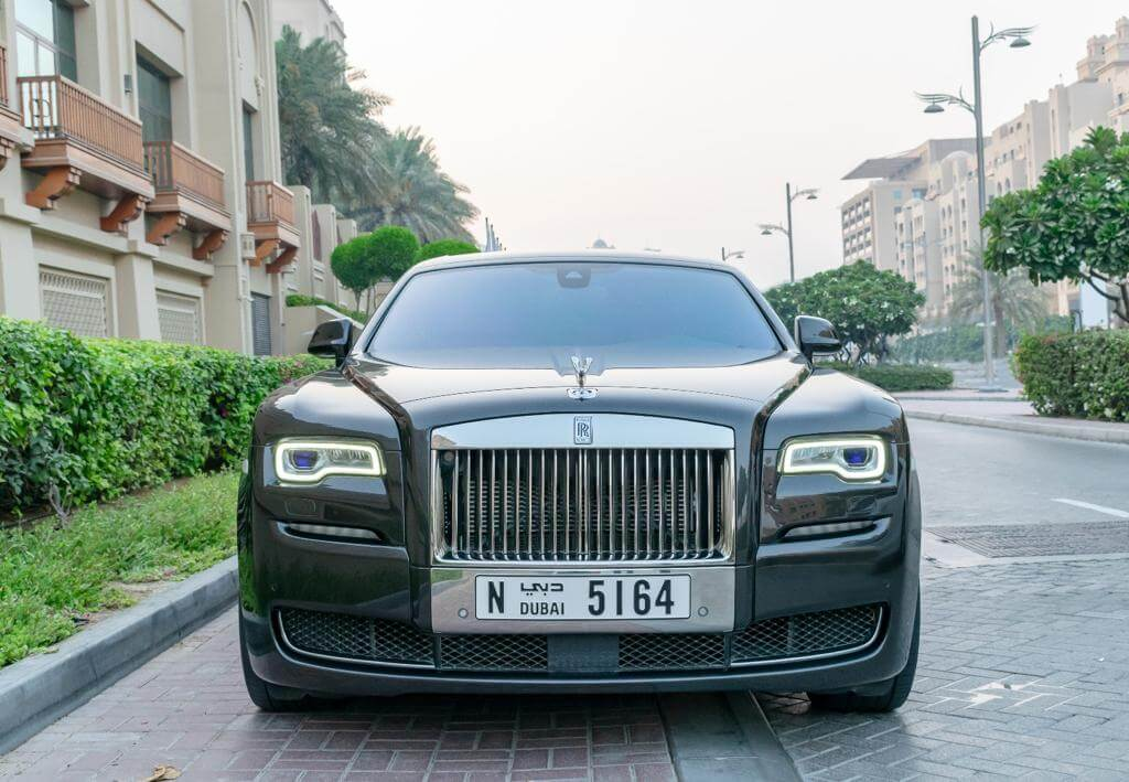 monthly limousine service abu dhabi